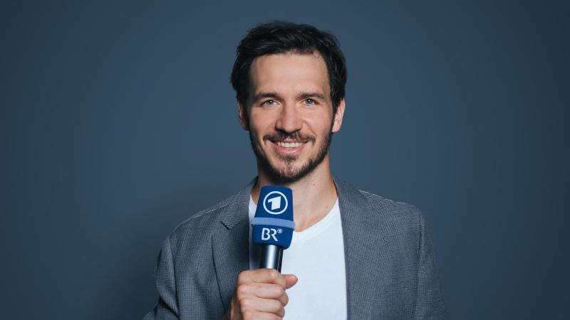Gibt sein Debüt als ARD-Experte: Felix Neureuther. Foto: Lisa Hinder/ARD/BR/dpa