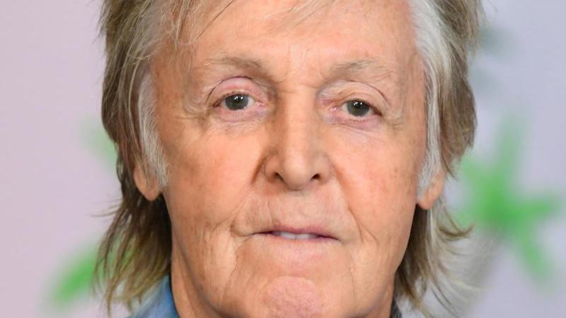 Paul McCartney äußert sich zum Zeitgeschehen. Foto: Ian West/PA Wire/dpa