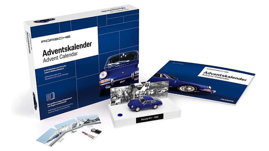 Porsche-Adventskalender