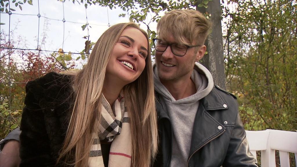 Julia Prokopy und Nico Schwanz sind ein Paar