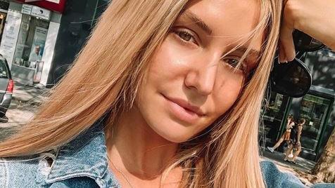 Gerda Lewis hat nach dem Zoff mit ihren Freundinnen und der Trennung von Melvin die Nase voll. (Bildquelle: instagram.com/gerdalewis).
