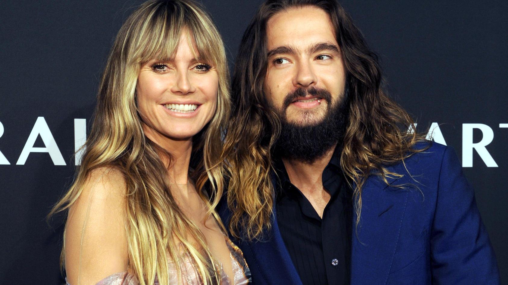 Heidi Klum und Tom Kaulitz erfreuen ihre Fans mit einem neuen Pärchen-Bild.