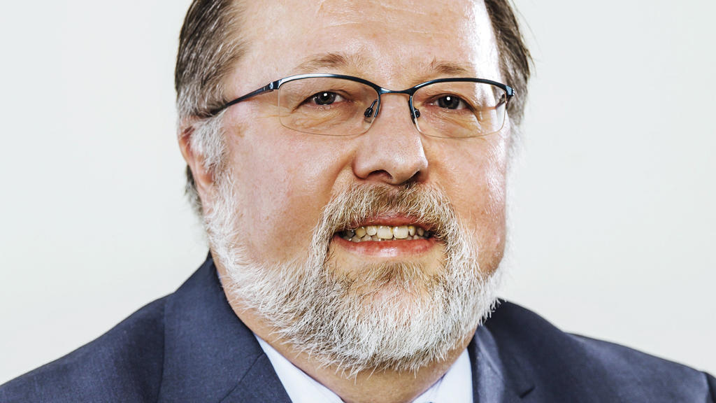 Thomas Fischbach, Präsident des Berufsverbandes Kinder- und Jugendärzte