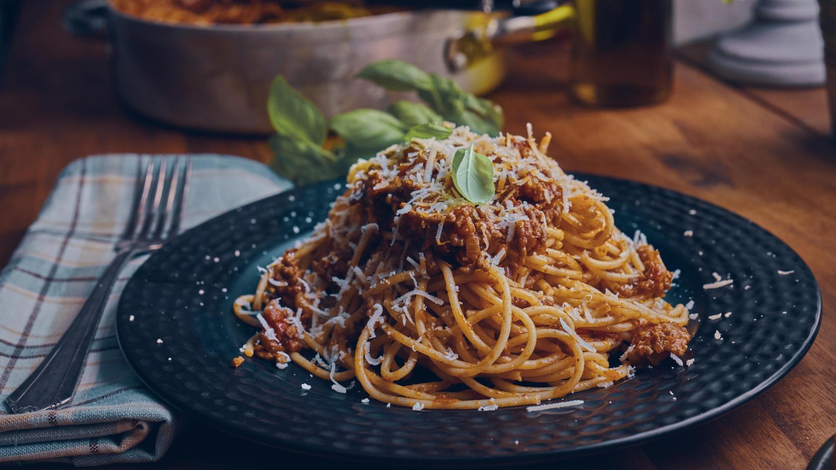 Spaghetti Bolognese ist ein Klassiker der italienischen Küche - oder nicht?