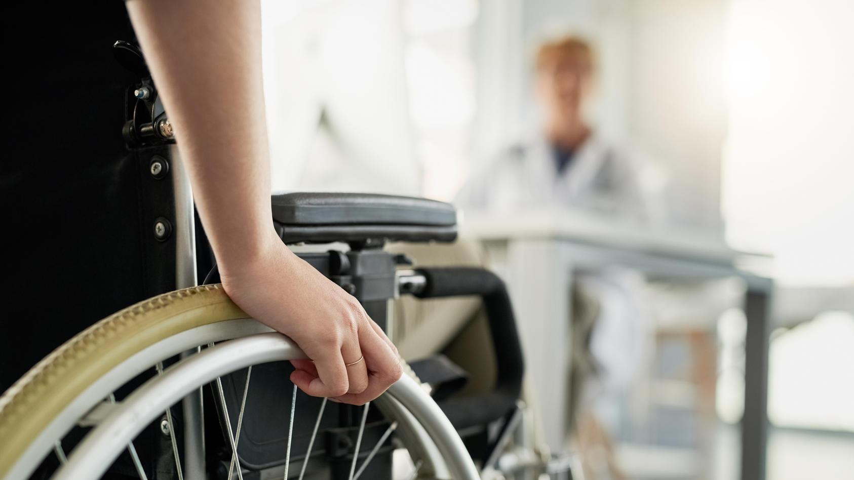 Querschnittslähmung (Paraplegie)