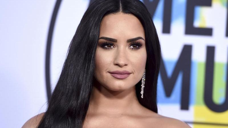 Demi Lovato sagt, sie habe in letzter Zeit viel über sich gelernt. Foto: Jordan Strauss/Invision/AP/dpa