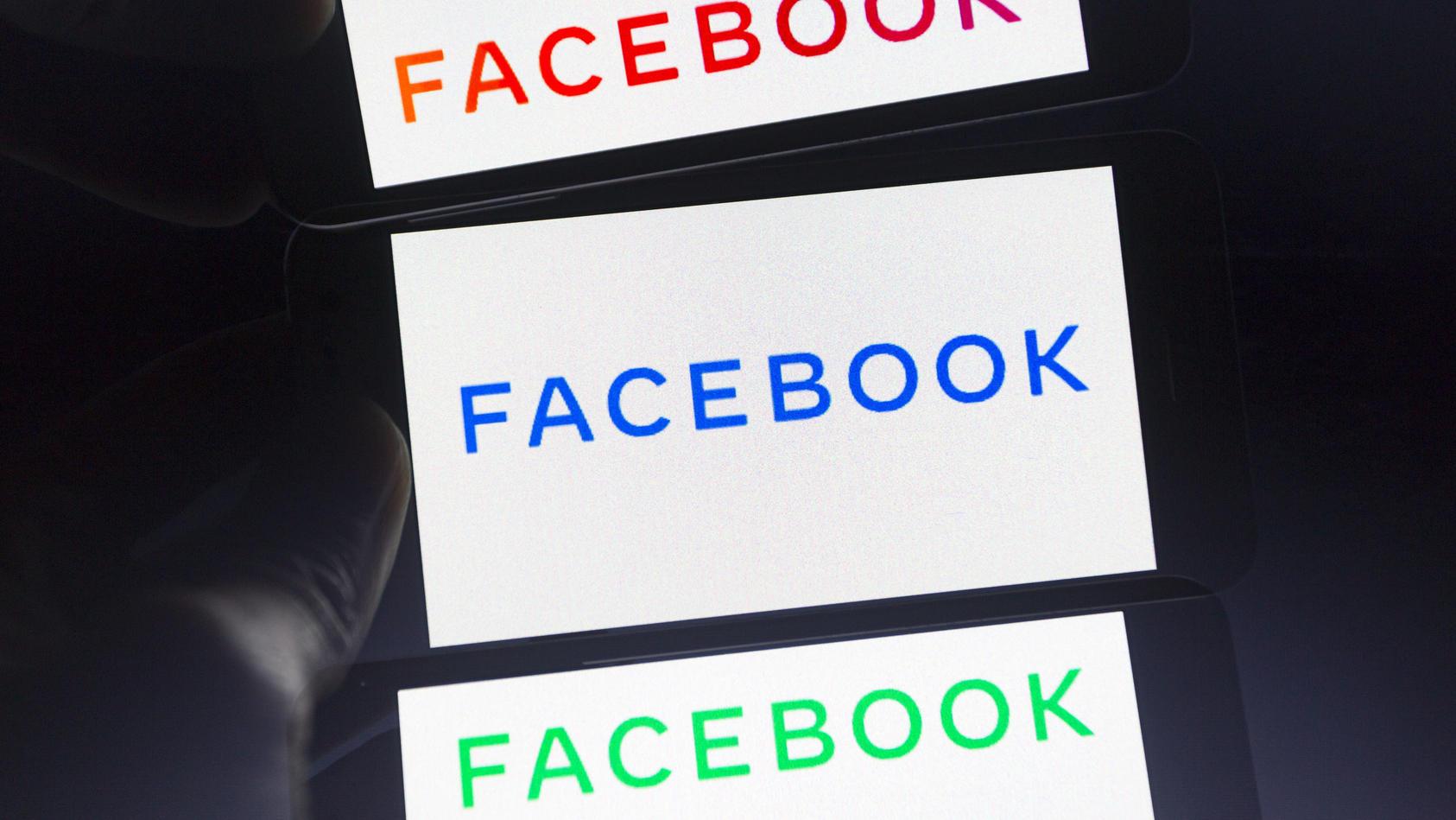Facebook neues Firmenlogo.