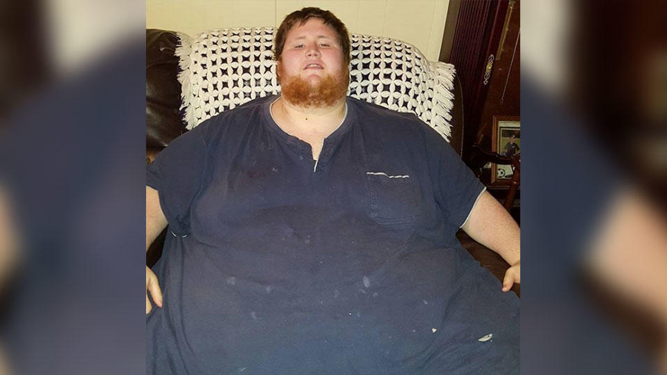 Matthew Houser (25) wog vor seinem radikalen Lebenswandel rund 360 Kilo.