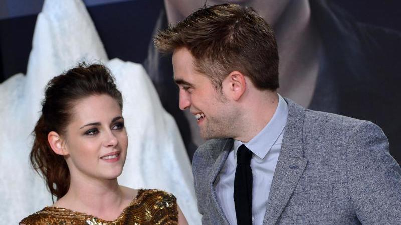 Robert Pattinson war die erste große Liebe von Kristen Stewart. Foto: Britta Pedersen/dpa-Zentralbild/dpa