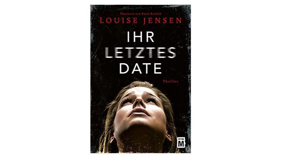 """""""Ihr letztes Date"""" Thriller"""