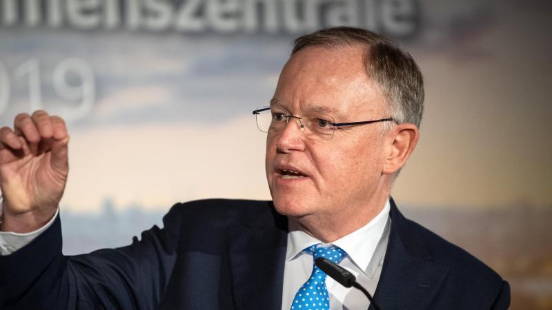 Stephan Weil (SPD), Ministerpräsident. Foto: Sina Schuldt/dpa