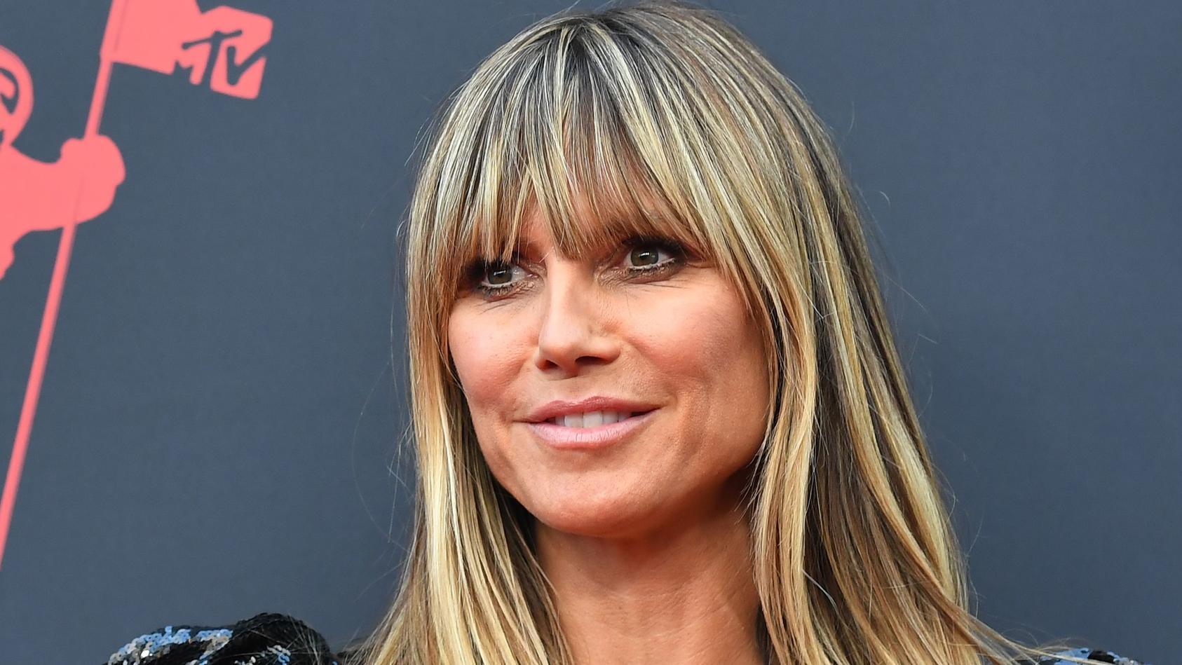 """Zwischenfall am Set von Heidi Klums TV-Show """"Germany's Next Topmodel"""""""
