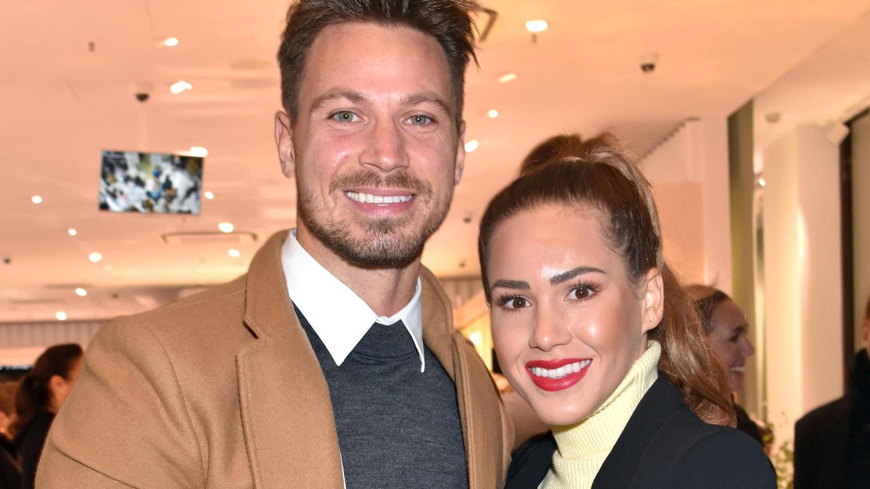 Sebastian Pannek und Angelina Heger können jetzt noch mehr Zeit miteinander verbringen - die beiden sind nämlich zusammengezogen.