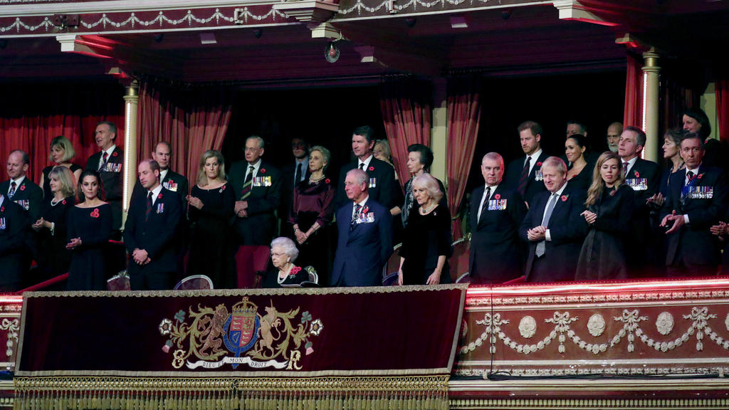 """Die Royals beim """"Festival of Remembrance"""" 2019"""