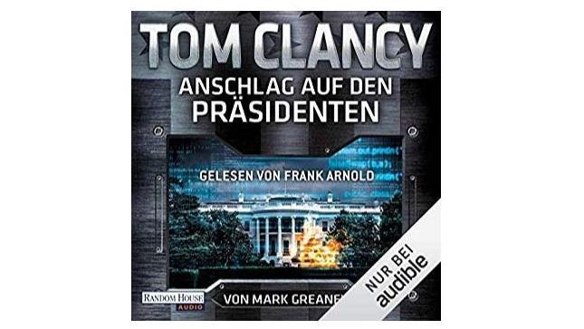 Neues Tom-Clancy-Hörbuch