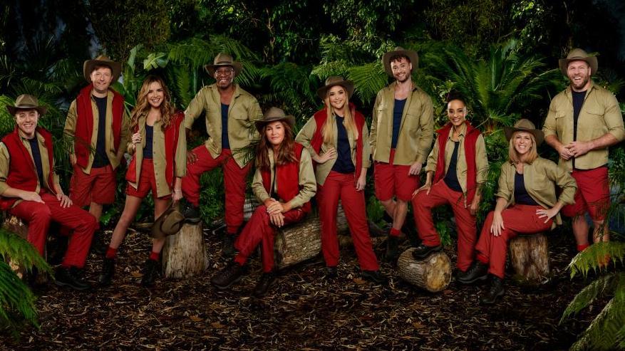 Diese Stars ziehen neben Caitlyn Jenner ins britische Dschungelcamp 2019