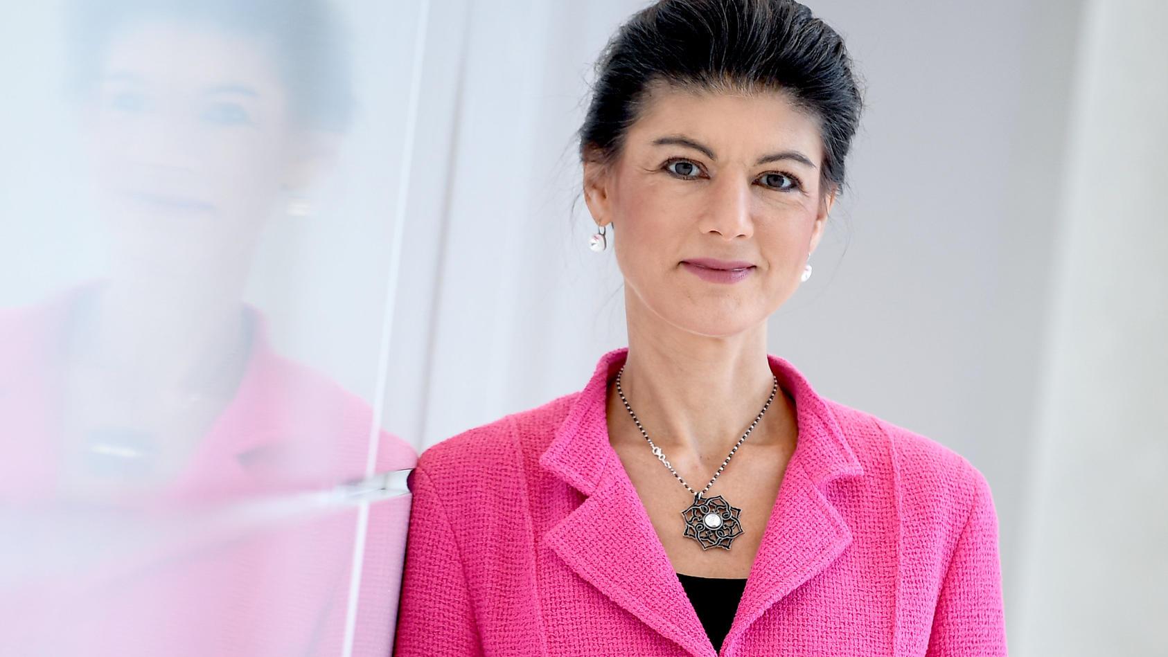Linksfraktionschefin Sahra Wagenknecht: Ihr Abgang hinterlässt Spuren