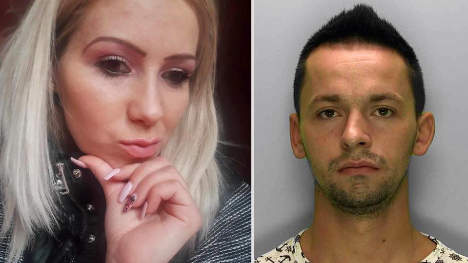 Cristian Sabou soll eine 55-jährige Britin in Sussex getötet haben. Seine Frau kam ihm auf die Schliche.