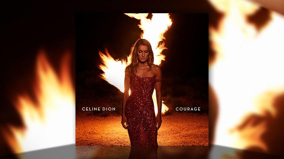 """""""Courage"""": Das neue Album von Celine Dion ist da!"""
