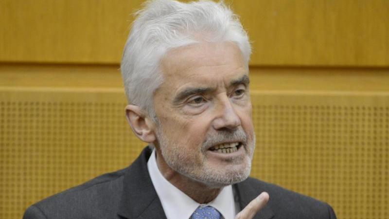 FDP-Politiker Ulrich Goll. Foto: Franziska Kraufmann/dpa/Archivbild