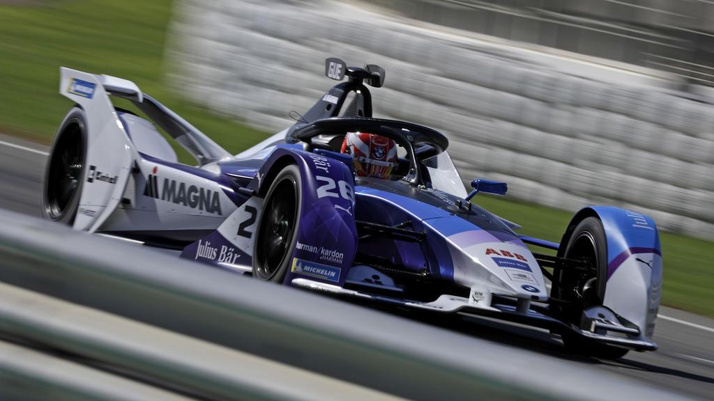 Maximilian Günther D, BMW i Andretti Autosport Formel E Test 2019  Maximilian Günther D , BMW i Andretti Autosport Formula E Test 2019