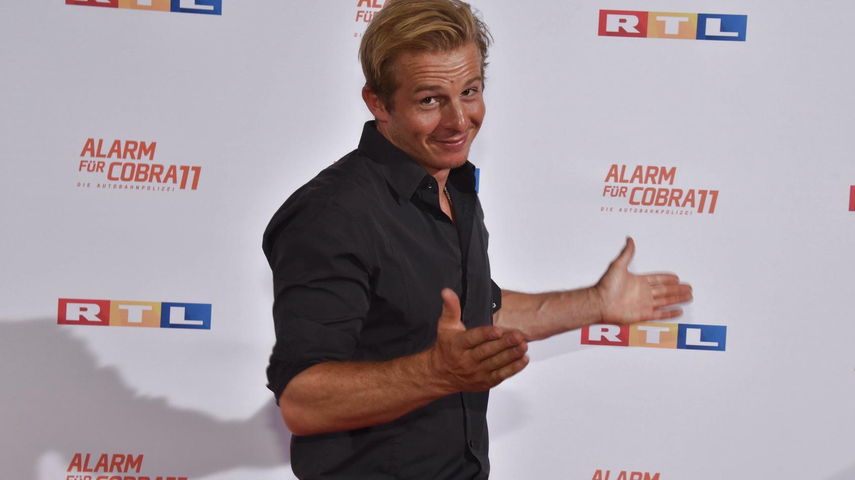 Schauspieler Daniel Roesner kommt am 11.09.2018 in Köln zum exklusiven Fan Preview der Auftakt der neuen Staffel der RT