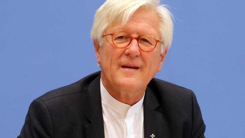 Heinrich Bedford-Strohm, Vorsitzender des Rates der Evangelischen Kirche in Deutschland. Foto: Wolfgang Kumm/Archiv