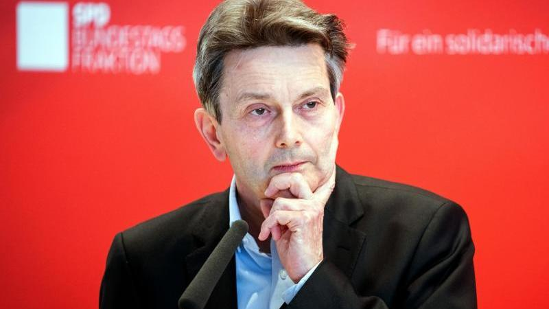 Rolf Mützenich, Vorsitzender der SPD-Bundestagsfraktion. Foto: Kay Nietfeld/dpa