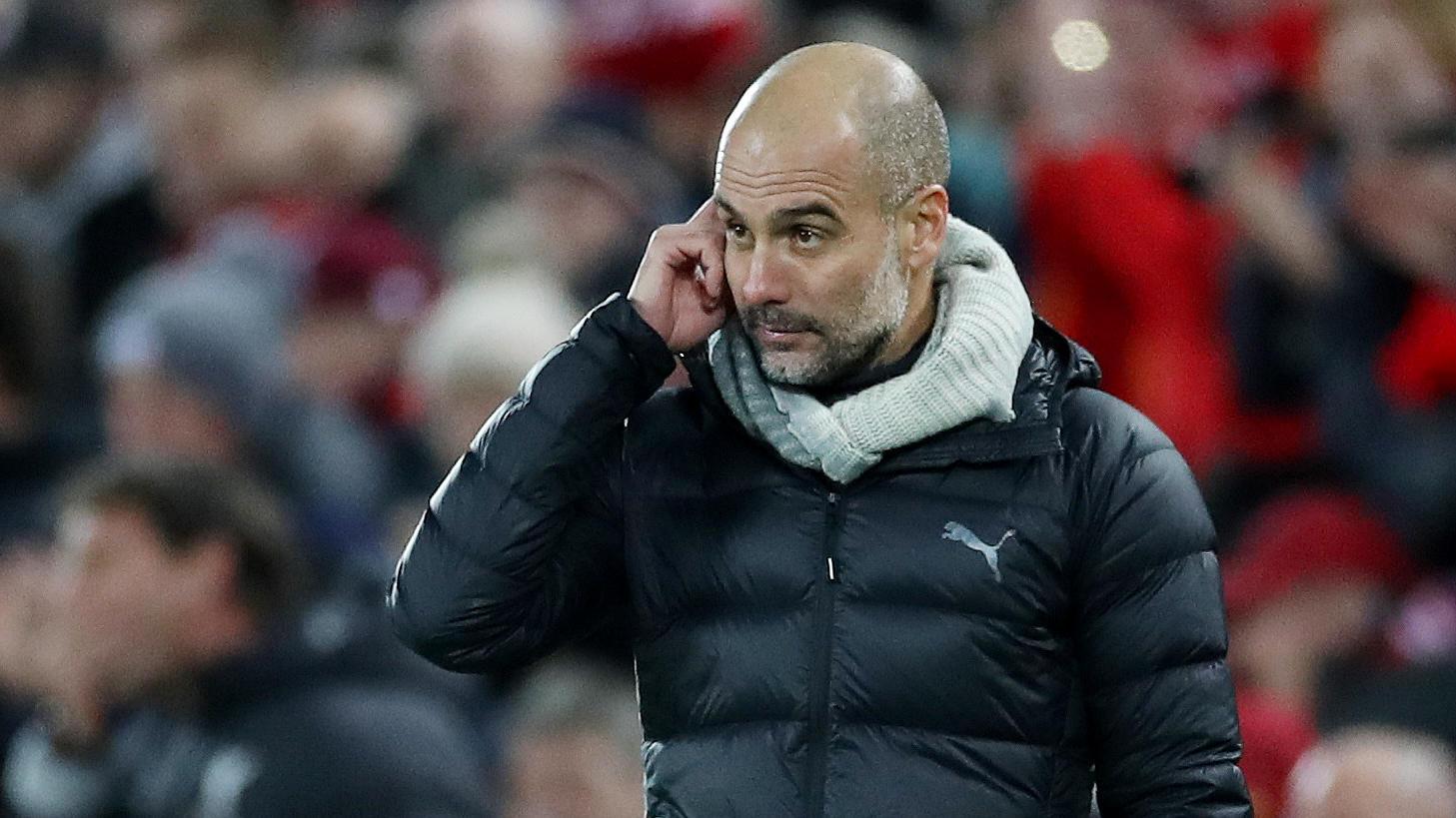Pep Guardiola und Manchester City droht weiterhin der Ausschluss aus der Königsklasse.
