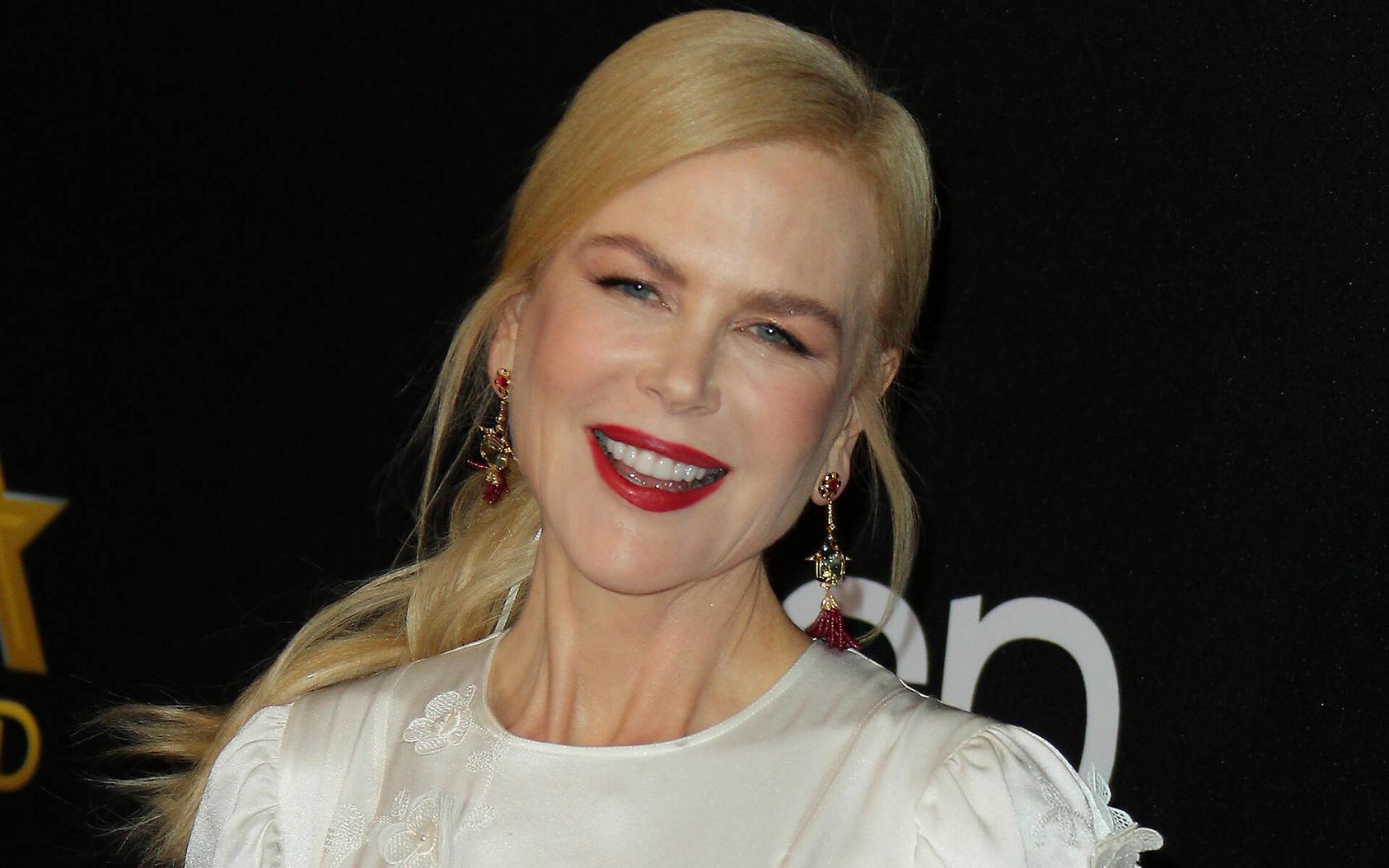 Nicole Kidman weiß nicht, wo der Weg hinführt