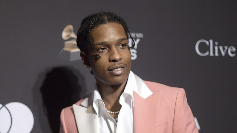 Asap Rocky will Gutes tun. Foto: Richard Shotwell/Invision/AP/dpa