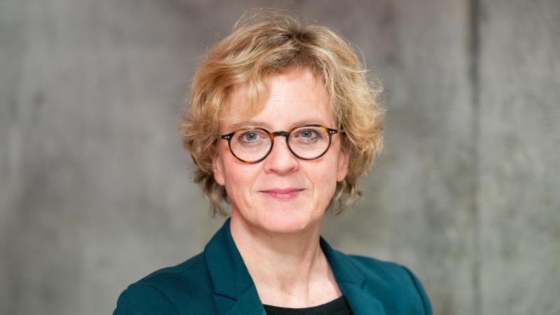 Natascha Kohnen, Landesvorsitzende der SPD in Bayern. Foto: Daniel Karmann/dpa/Archivbild