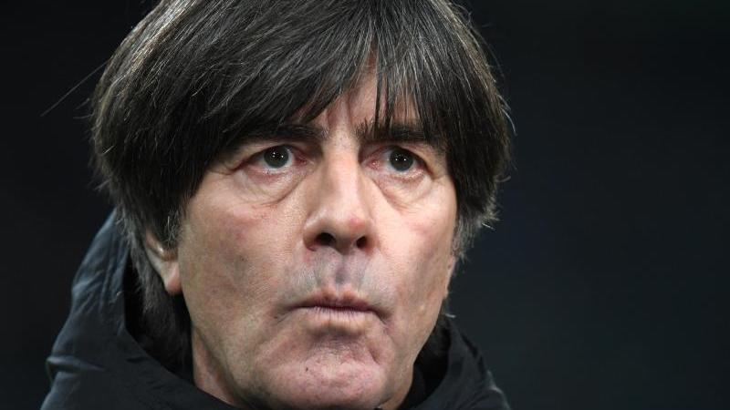 Bundestrainer Joachim Löw. Foto: Federico Gambarini/dpa