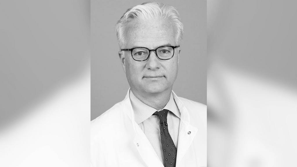 Fritz von Weizsäcker, Chefarzt Schlosspark-Klinik Berlin