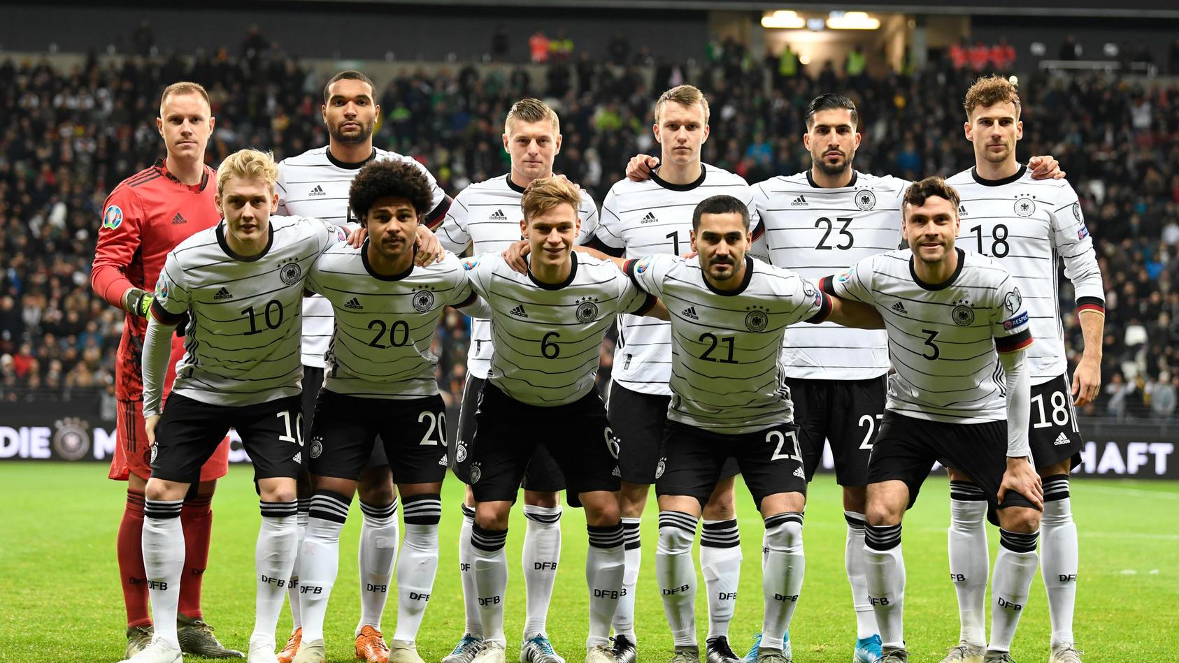 Deutschland - Nordirland