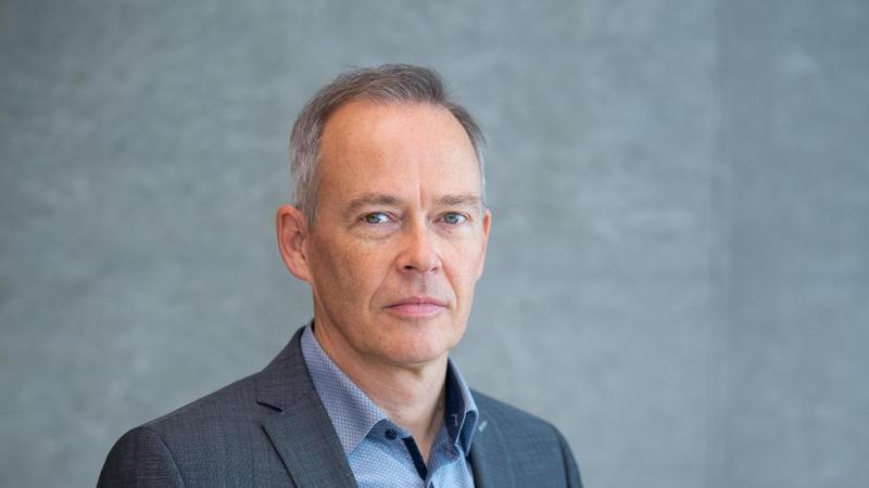 Stefan Brink, Landesbeauftragter für Datenschutz und die Informationsfreiheit in Baden-Württemberg. Foto: Sebastian Gollnow/dpa/Archivbild