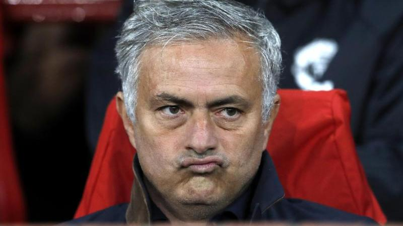 Wird neuer Trainer bei Tottenham Hotspur: Jose Mourinho. Foto: Martin Rickett/PA Wire/dpa