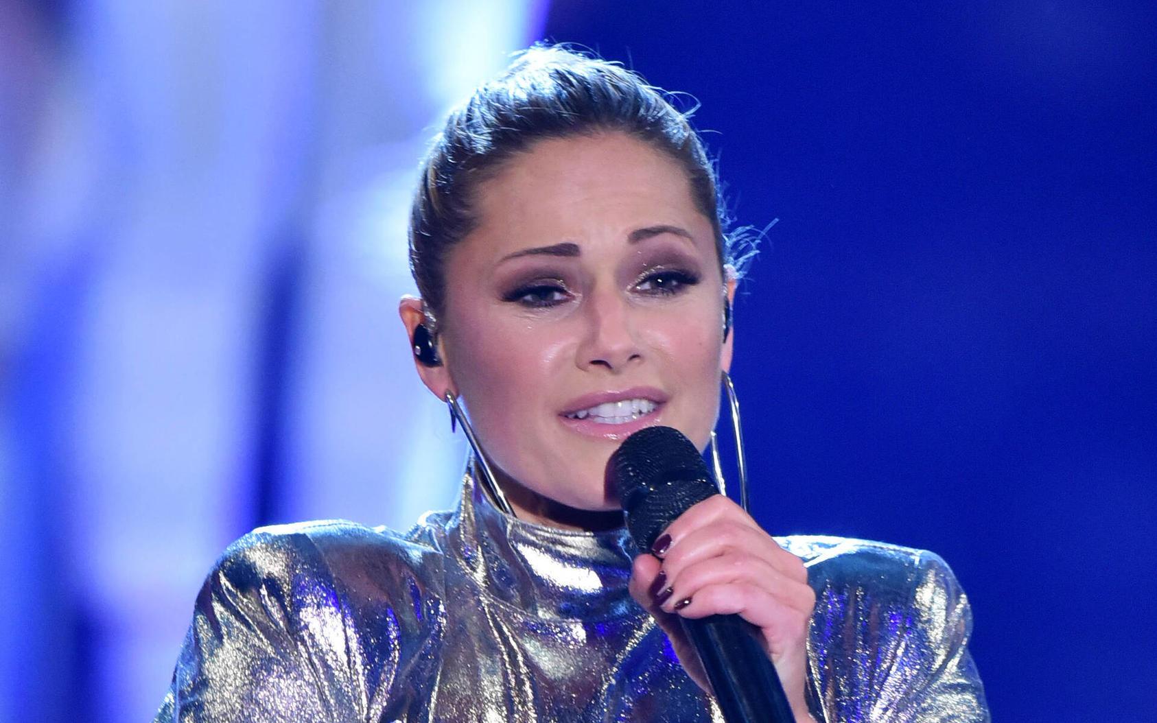 Helene Fischer singt mit Robbie Williams