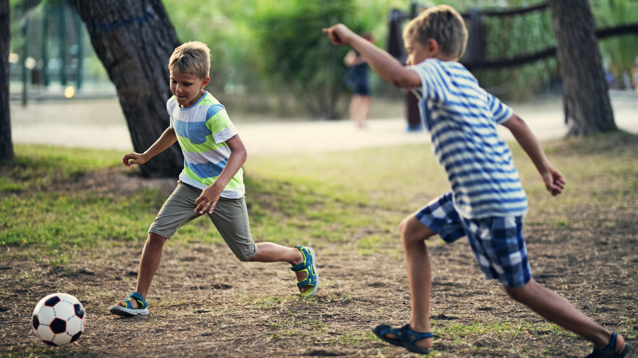 Nur ein Fünftel der Kinder zwischen 11 und 17 Jahren bewegt sich genug.