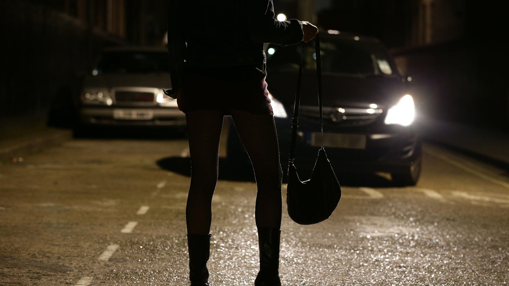 Prostitute Stock