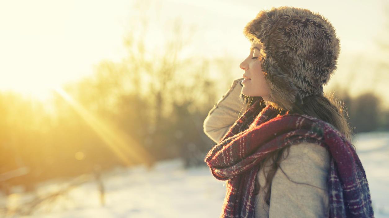 Der Winter kann auch schöne Seiten haben!