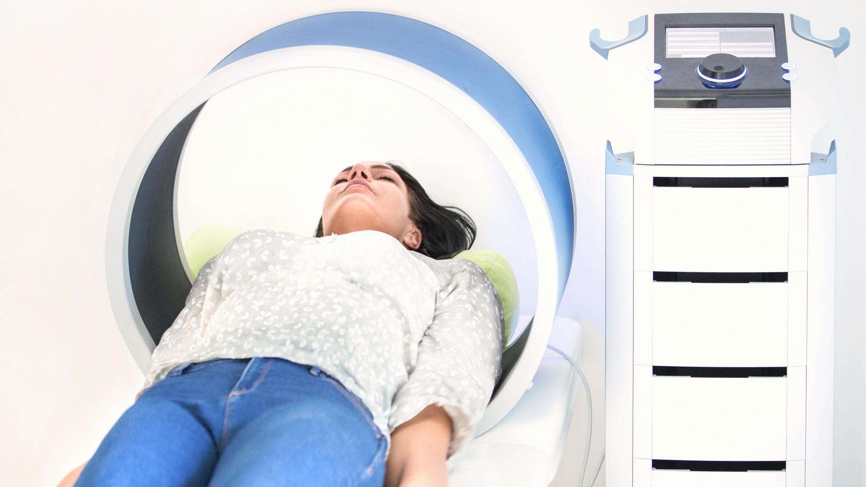 Eine Magnetfeldtherapie kann die Selbstheilungskräfte fördern und die Heilung beschleunigen