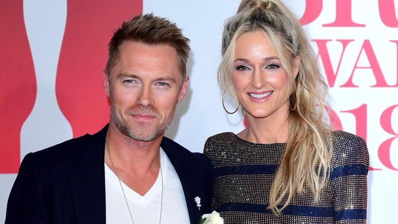 Ronan Keating und seine Frau Storm werden wieder Eltern. Foto: Ian West/PA Wire/dpa