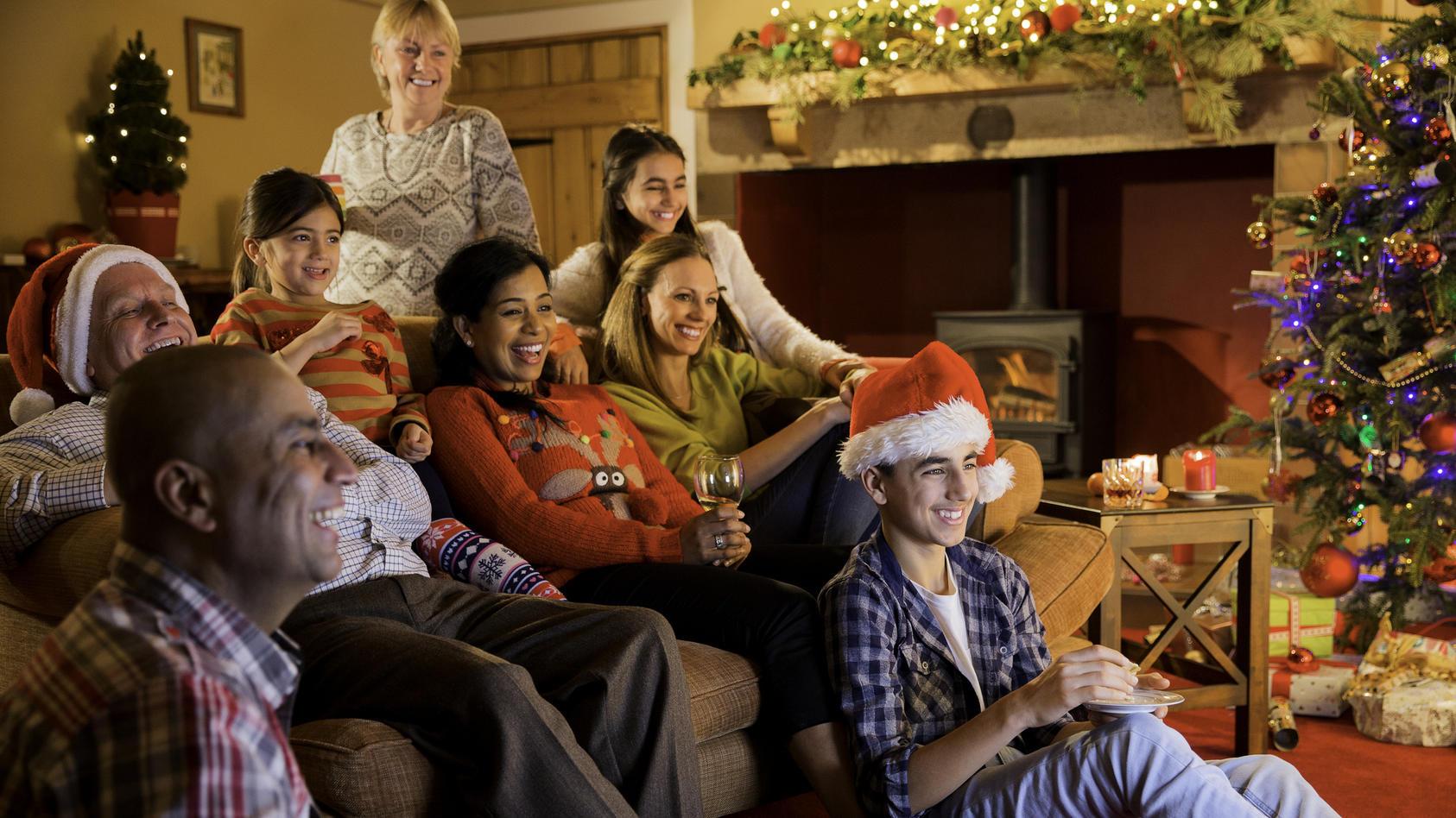 Weihnachtsfilme für die ganze Familie.