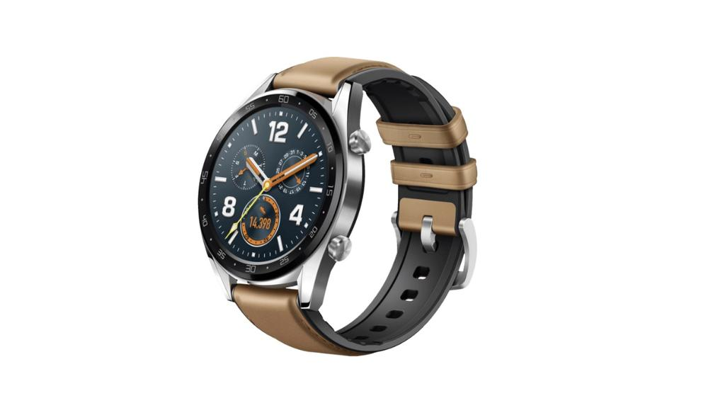 Huawei Smartwatch im Check.