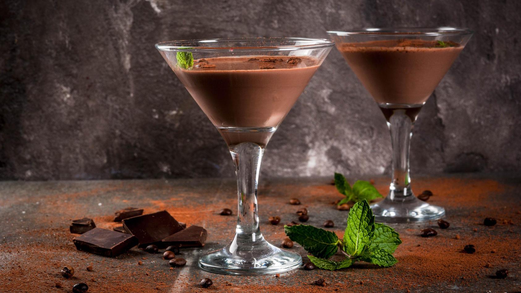 Herrlich schokoladiger Alkoholgenuss: Nutella-Schnaps.
