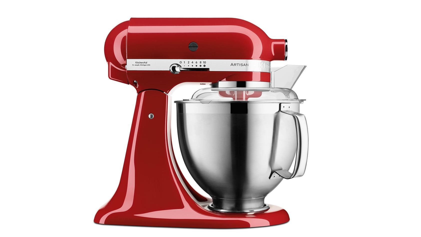 Die KitchenAid Artisan gibt es bei Media Markt jetzt zum Bestpreis.