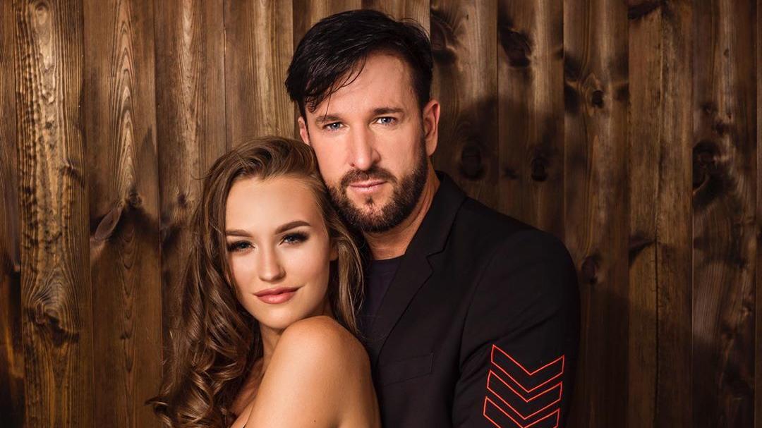 Michael Wendler und seine Laura genießen ihr junges Liebesglück