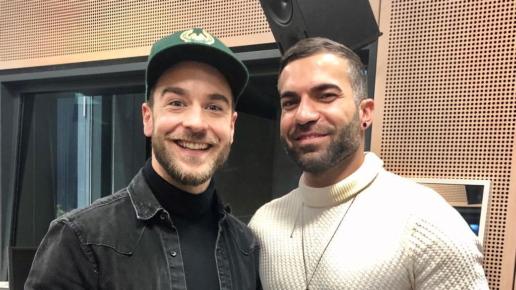 Eric Schroth und Rafi Rachek