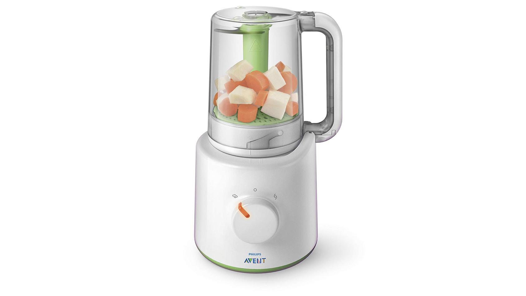 Philips Avent 2-in-1-Babynahrungszubereiter jetzt günstig bei Amazon!